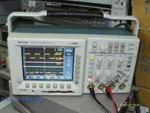 Used Tested Tektronix Tds3034b 300 Mhz 4 With Warranty Ship Dhl Or Ups