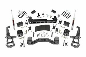Rough Country 4 Lift Kit Fits 2015 2020 Ford F150 4wd N3 Shocks Knuckles