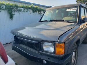 1999 2000 2001 2002 Land Rover Discovery 4 0 L Engine Vin 5 7th Digit