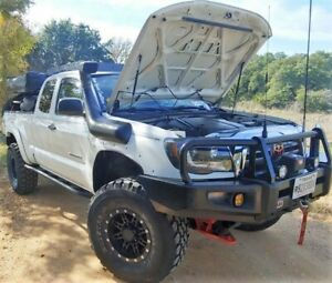 Hood Strut Kit For 05 15 Toyota Tacoma high lift By Spiker Engineering