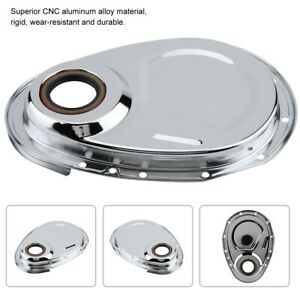 Car Auto Timing Chain Cover Kit For Chevy Sbc 283 327 305 350 383 400 Engines
