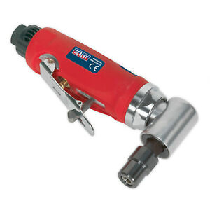 Sealey Gsa674 90 Degrees Angle Air Die Grinder Contoured Composite Handle