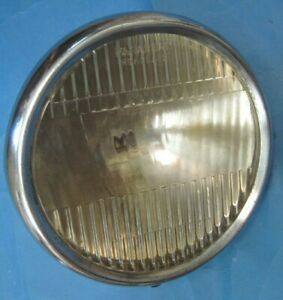 Parabeam Head Light With Reflector Rim And Excellent Lens 1920 1930 s