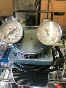 Gast Doa p104 aa Vacuum Pump Compressor w 30 Day Parts Labor Warranty