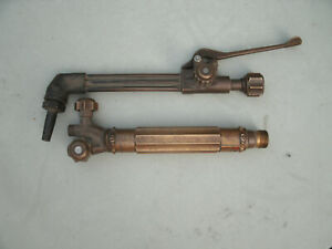 Welding Cutting Torch Craftsman Oxygen Acetylene 624 54741 And 624 54771 See Pic