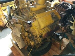 Detroit 6v 53 6v53 2 Stroke Good Runner Diesel Engine Free Shipping