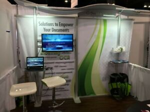 Trade Booth Display 10 X10
