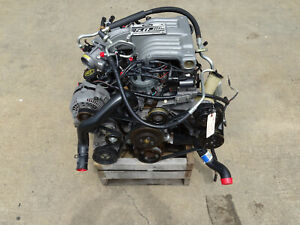 94 95 Ford Mustang 302 5 0l Engine Motor Assembly 1994 1995 Good Tested Used 34