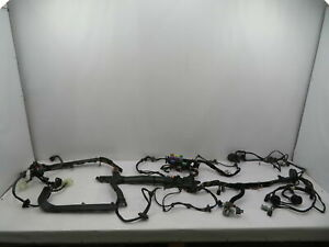 07 09 Porsche 911 Turbo 997 1086 Engine Dme Ecu Wire Wiring Harness Tiptronic
