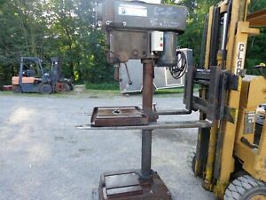 Clausing 2274 Drill Press