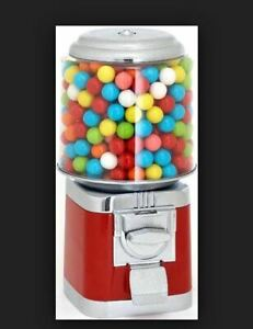 Token Bulk Vending Machine Candy Gumball 1 Toy Superball Reward Vendor Prizes