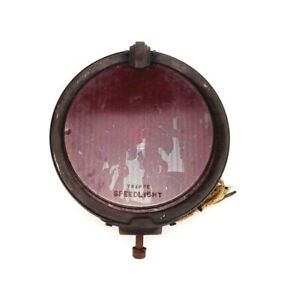 Trippe Speedlight Safety Light Red Tail Light Cadillac Lincoln Packard