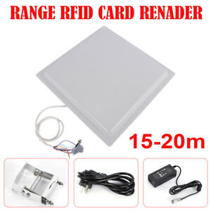 Uhf Rfid Passive Directional 5m Meters Middle Range Integrated Reader