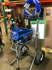 Graco 490 Ultimate Pc Pro Hi Boy Electric Airless Sprayer 826201 Pro Connect B