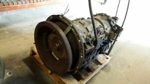 2005 Chevrolet Heavy Duty Truck Automatic Transmission Allison Model 2000 597904