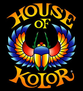 House Of Kolor Bc10 Quart Basecoat Primer And Clear Kit