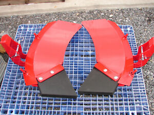 New Western Snow Plow Pro Plus Wing Extensions 64410