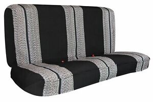Saddle Blanket Seat Cover Truck Front Bench For Chevrolet Dodge Heavy Duty New