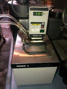 Haake L D8 Heating Circulator w 30 Day Parts And Labor Warranty