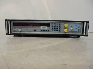 Eip Model 548a Microwave Frequency Counter Opt W 36 Sold As Is