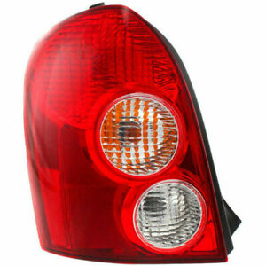 For 2002 2003 Mazda Protege5 Driver Side Left Lh Taillamp Taillight Assembly
