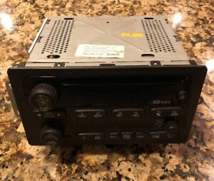 2003 2005 Chevrolet Silverado 1500 Am Fm Cd Radio Oem Lkq 15184932