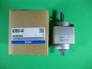Smc Pneumatic Rotary Actuator Ncrb50 90 New