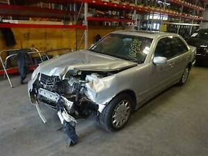 Automatic Transmission Out Of A 2000 Mercedes E320 With 48 958 Miles