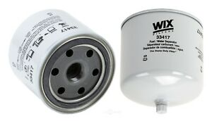 Diesel Fuel Water Separator Filter Wix 33417 Fit Ford 250 350 1988 1994 F59