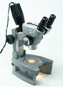 Reichert a o Stereo Microscope 7 To 25x With Light