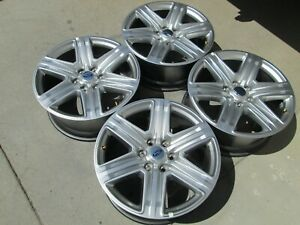 20 Ford Expedition F150 Silver Factory Oem Wheels Rims