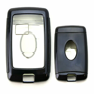 Black Tpu Key Fob Cover W Button Cover For 18 up Range Rover Sport Or Discovery