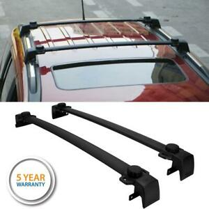 For 2017 2018 Jeep Compass Oe Style Aluminum Roof Rack Cross Bar Cargo Carrier