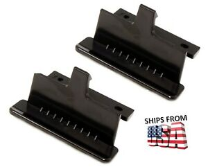 2 Pk New Center Console Latch Armrest Lid For Chevy Gmc Silverado Sierra Tahoe