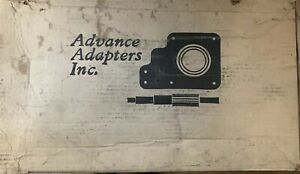 Advance Adapters 711003 Muncie 4sp To Toyota Transfer Case