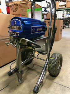 Graco Texspray Mark Iv Standard Series Electric Airless Sprayer 17e603