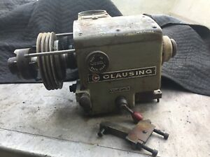 Clausing 5914 Lathe Headstock Parts 5900