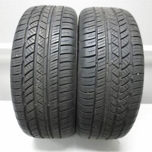 215 50r17 Cooper Zeon Rs3 A 95w Tire 8 32nd Set Of 2 No Repairs