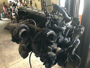 Engine Assembly Dodge Pickup 3500 01 5 9l Cummins With Turbo
