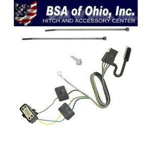 Tekonsha Trailer Hitch Wiring Tow Harness 4 Way For Buick Enclave All 2018 2019