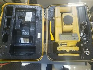 Topcon Gts313 Electronic Total Station Theodolite Gts300 Surveying Instrument