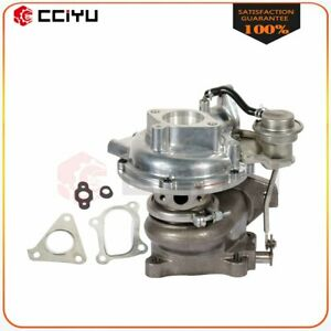 Premium Turbo Turbocharger Compressor Fits 2001 2003 Nissan X trail 2 2ld 136hp