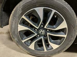 Oem Alloy Wheel 2013 Honda Civic 16x6 1 2 tire Not Included