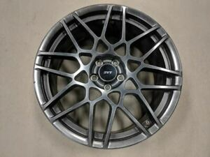 2013 2014 Mustang Shelby Gt500 Wheel Rim Rear 20x9 5 Gray Nice Oem