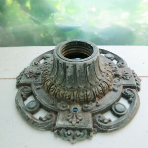 Ornate Metal Ceiling Light Fixture Table Top Candle Holder Riddle Design Co Usa
