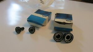 Nos 1969 1970 Ford Galaxie Xl Ltd Country Squire Radio Knobs Set Of 4 Pieces Nos