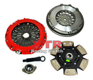 Xtr Stage 3 Race Clutch Kit Prolite Flywheel For 03 08 Hyundai Tiburon 2 7l V6