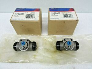 Nos 1986 2003 Gm Rear Brake Drum Wheel Cylinders 2 7 8 Bore Gm 18029943dp