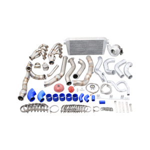 Cxracing Turbo Manifold Intercooler Kit For 91 00 Lexus Sc300 With Ls Engine