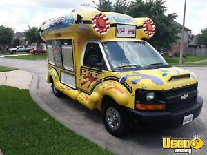 2006 Snowie Express Shaved Ice Truck For Sale In Texas